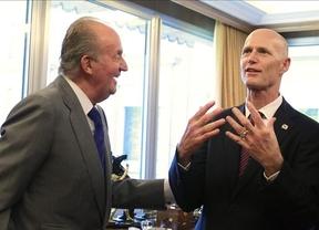El Gobernador de Florida, al Rey: