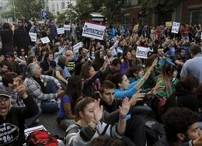 Convocada una concentración este jueves frente a los juzgados de Plaza Castilla en apoyo a los detenidos del 25-S