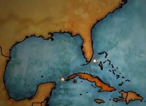 Encuentran una ciudad sumergida en el Triángulo de las Bermudas: ¿será la Atlántida?