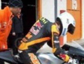 Herido grave un motorista al sufrir un accidente en el Circuito Deportivo de Cartagena