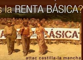 Attac Castilla-La Mancha ofrece una charla sobre la Renta Básica como medida para erradicar la pobreza infantil