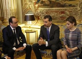 El Rey agradece a Francia su rápida y eficaz respuesta ante el accidente