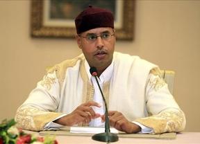 Seif El Islam, hijo mayor de Gadafi y supuesto 'heredero' de Libia, ha sido capturado