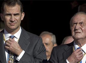 La mayoría de españoles se siente seguro con Felipe VI como rey