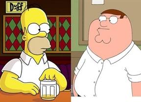 Peter Griffin compartirá capítulo con su gran inspiración, Homer Simpson