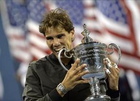 Rafa Nadal, camino del mito, gana a lo grande el Open USA al gran rival, Djokovic