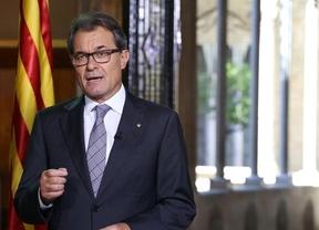 Mensaje al resto de España de Artur Mas antes de la Diada: 'Todavía están a tiempo de escuchar el clamor pacífico y democrático de este pueblo'