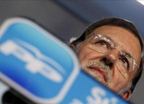 El PP blinda a Rajoy, que sigue guardando silencio pese a sus reuniones