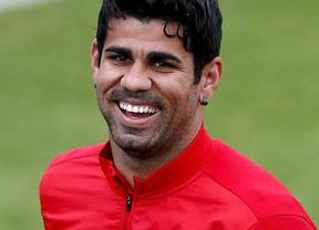 Diego Costa será la gran novedad de La Roja para la pachanga ante Guinea y el partido ante Sudáfrica