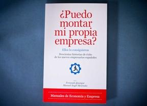 Emprendedores 2020 y Fundación AXA presentan en Vitoria el libro con 200 historias ejemplares de los 'héroes' de la crisis