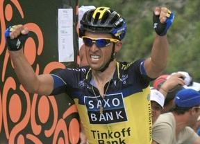 Contador ya dispara: primer triunfo de la temporada en el Tour de San Luis