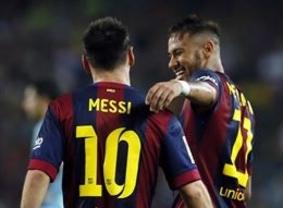 Al Barça le cuesta una hora abrir la lata de un digno Éibar (3-0)