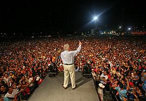 Festival evangelístico alcanza a miles con el mensaje de esperanza para Venezuela