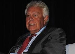 Venezuela censura a Felipe Gonz�lez y no le dejar� ejercer la defensa de los presos pol�ticos del chavismo
