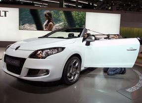 El Megane, de Renault, lidera el mercado español de turismos