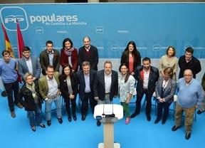 Jesús Labrador (PP) propone reducir a la mitad los liberados y asesores en Toledo