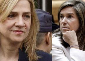 Paralelismos Ana Mato-Infanta Cristina, ¿dos esposas que no sabían nada?