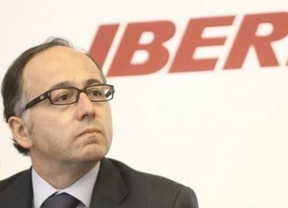 El presidente de Iberia, Luis Gallego: