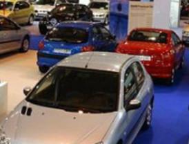 Caída de las ventas de coches en Murcia
