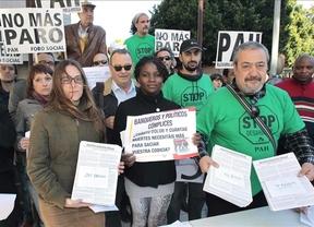 La iniciativa que pide la dación en pago acumula más de un millón de firmas en toda España