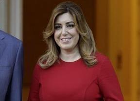 Susana Díaz dice no querer contribuir al ruido sobre el PSOE, pero no apoyará a Sánchez para las primarias