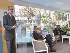 Borges afirmó que la seguridad será su prioridad como parlamentario