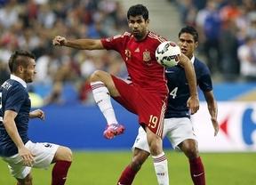 La Roja sigue desteñida y en la línea del Mundial: cae ante Francia sin tirar a puerta ni una vez (1-0)