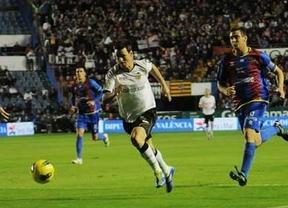 Copa del Rey: 'David' Levante quiere derrocar a 'Goliat' Valencia en el 'duelo naranja' de cuartos de final