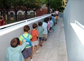 Las aulas de Bachillerato podrán tener hasta 40 alumnos