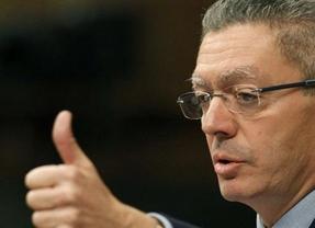 La reforma de Gallardón pasará el martes su primer examen en el Congreso con una votación secreta
