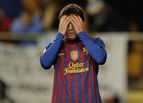 El peor regate de Messi: el 10 del fútbol mundial no pudo engañar a su más duro rival, pero... ¿hay peligro de ingreso en prisión?