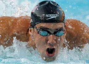 Phelps dice adiós a una carrera de Oro