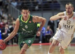 Euroliga de baloncesto: el Madrid cumple ante Unicaja (86-65) pero sigue en la UVI
