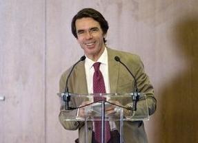 Aznar ataca de nuevo: el 7 de noviembre presenta sus otras memorias