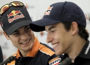 Honda sí apuesta por España: Pedrosa y Márquez serán sus pilotos en 2013 y 2014