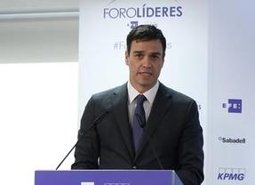 Pedro Sánchez incluirá en el programa del PSOE abrir las listas electorales por ley