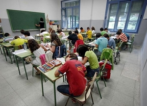 Los sindicatos denuncian una semana de caos en la apertura del curso escolar en Madrid