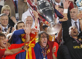 Vuelve la mejor competición futbolera del mundo: vuelve la Liga de Campeones con Barça, Madrid, Valencia y Villarreal
