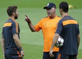 Ancelotti opina sobre el premio a Cristiano: