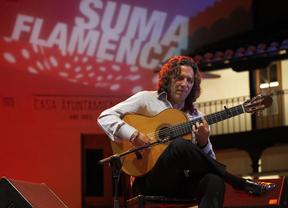 Los hijos de Enrique Morente y Tomatito, toman el relevo en una 'Suma Flamenca' a tope