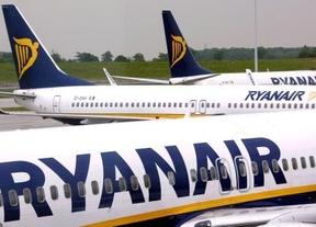 Denuncian a Ryanair tras no encontrar