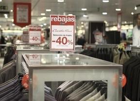 Cada español gastará 85 euros en las rebajas, un 5% más que hace un año