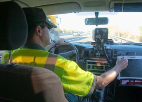 La DGT intensifica los controles de velocidad esta semana, con especial atención a las vías secundarias