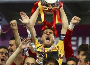La final entre España e Italia, el partido más visto de la historia