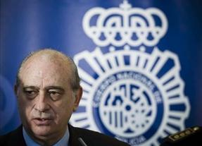 Fernández Díaz defiende las identificaciones y registros preventivos a los manifestantes 'reincidentes'