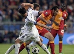 Horario dónde ponen Galatasaray-Real Madrid: a buscar las semifinales (martes 9 de abril 2013, TVE)