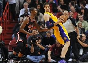 Como casi siempre este año: gran actuación de Pau Gasol y nueva derrota de 'sus' Lakers (109-102)