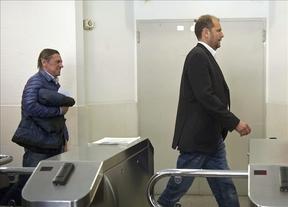 Prisión incondicional para un ex directivo del Osasuna y bajo fianza para el ex presidente del club