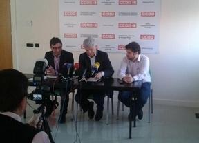 IU y CCOO apoyan a los acusados de injuriar a Cospedal y a Marcial Marín