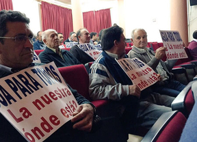 Los regantes de Albacete se manifestarán en Murcia: